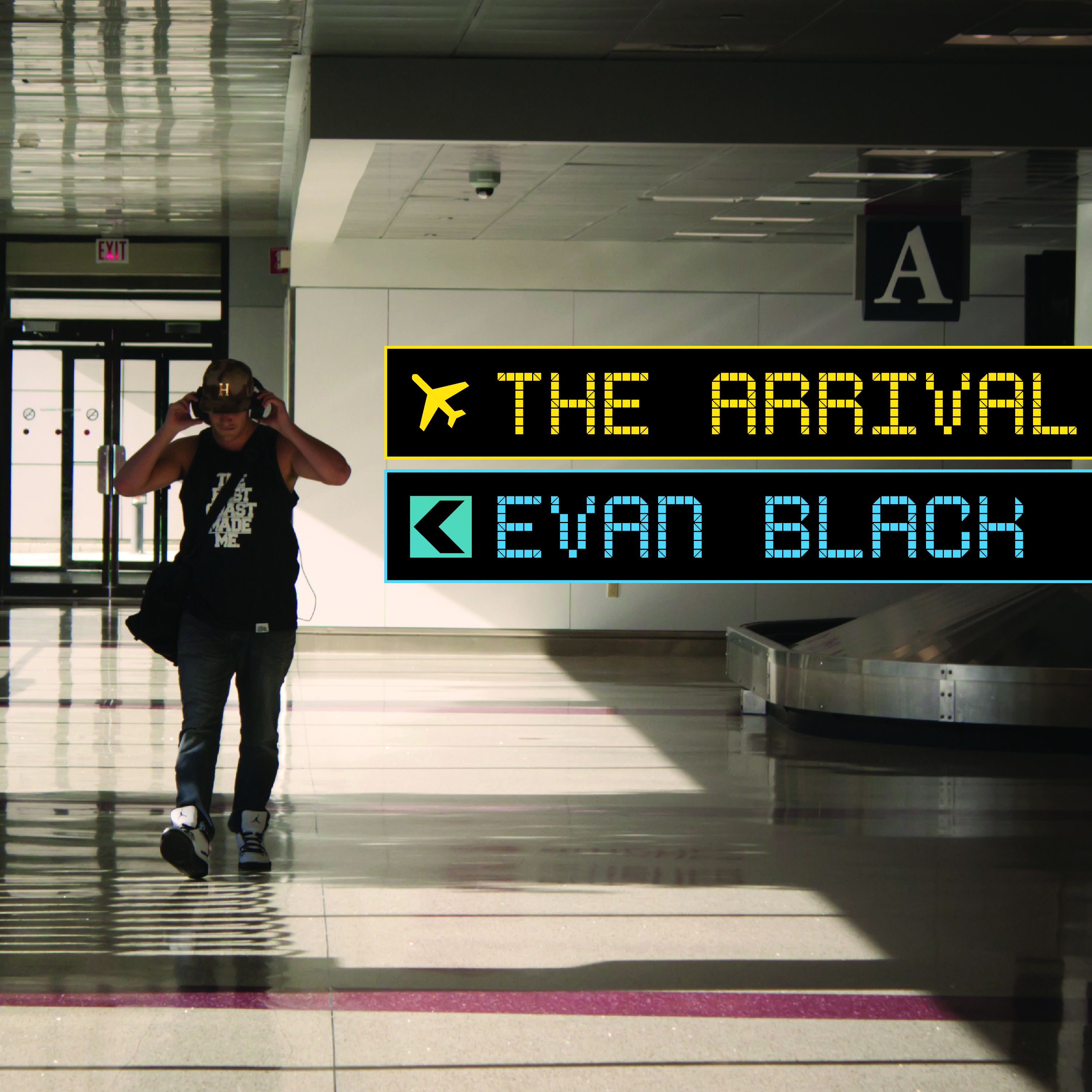 Evan Black The Arrival
