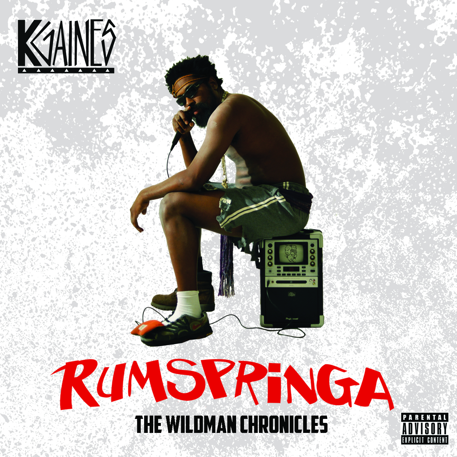 Rumspringa - The Wildman Chronicles