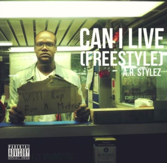 A.R. Stylez - Can I Live