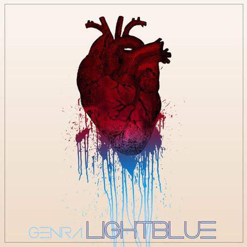 GENRA  Light Blue LP